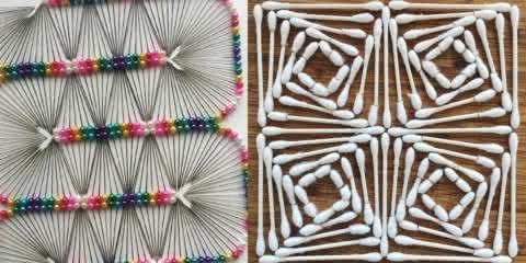 Artista dá vida a objetos comuns para satisfazer o seu lado perfeccionista