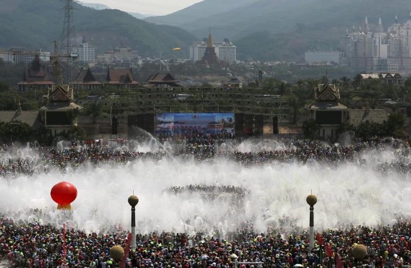 Superpopulação China (8)