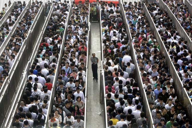 Superpopulação China (11)
