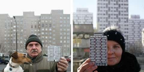 Projeto fotográfico conta histórias de prédios pós-guerra e seus moradores