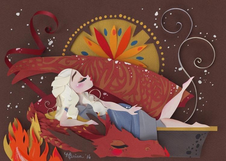 Arte em papel da artista Nathanna Erica (12)