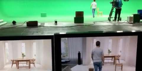 Este vídeo mostra o incrível avanço da cinematografia