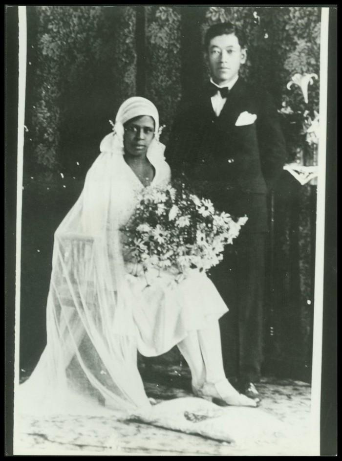 Casais inter-raciais do século 19 (4)