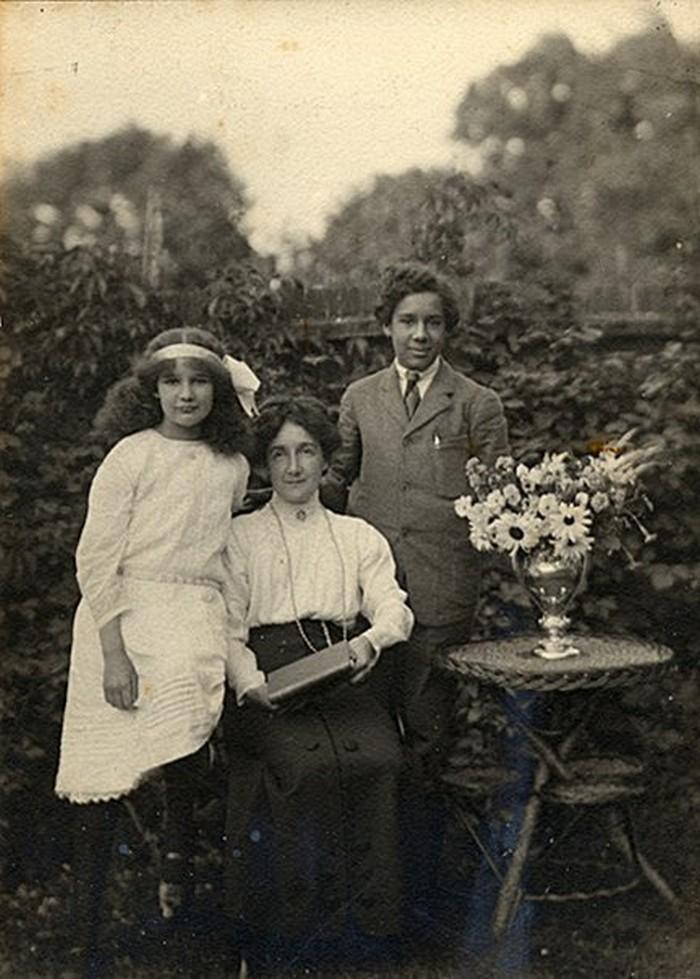 Casais inter-raciais do século 19 (11)