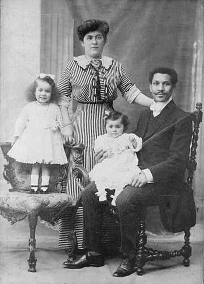 Casais inter-raciais do século 19 (10)