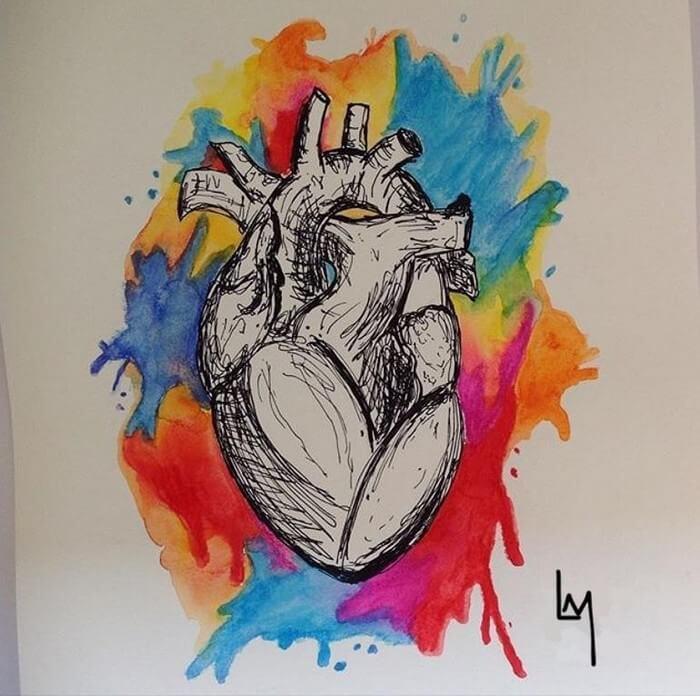 Coração de artista (8)