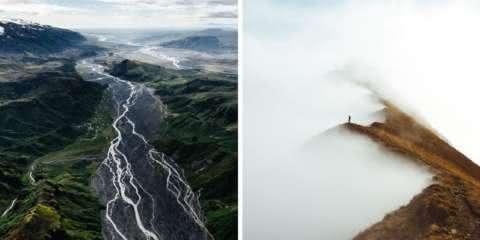 Fotógrafo viaja pela Europa e registra paisagens incrivelmente lindas