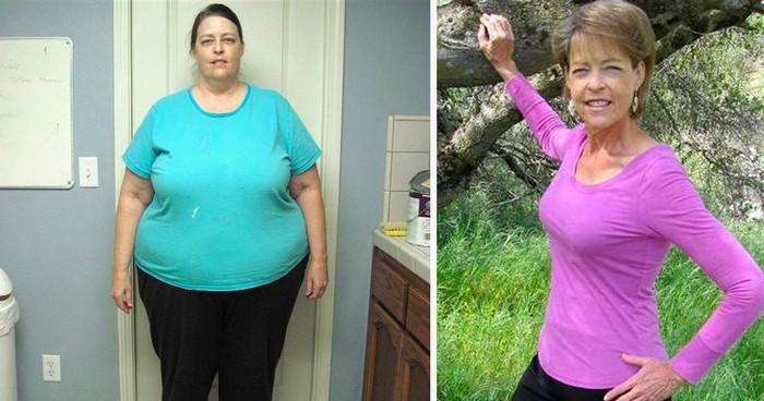 mulher perde peso e incentiva quem passa pela mesma situação (1)