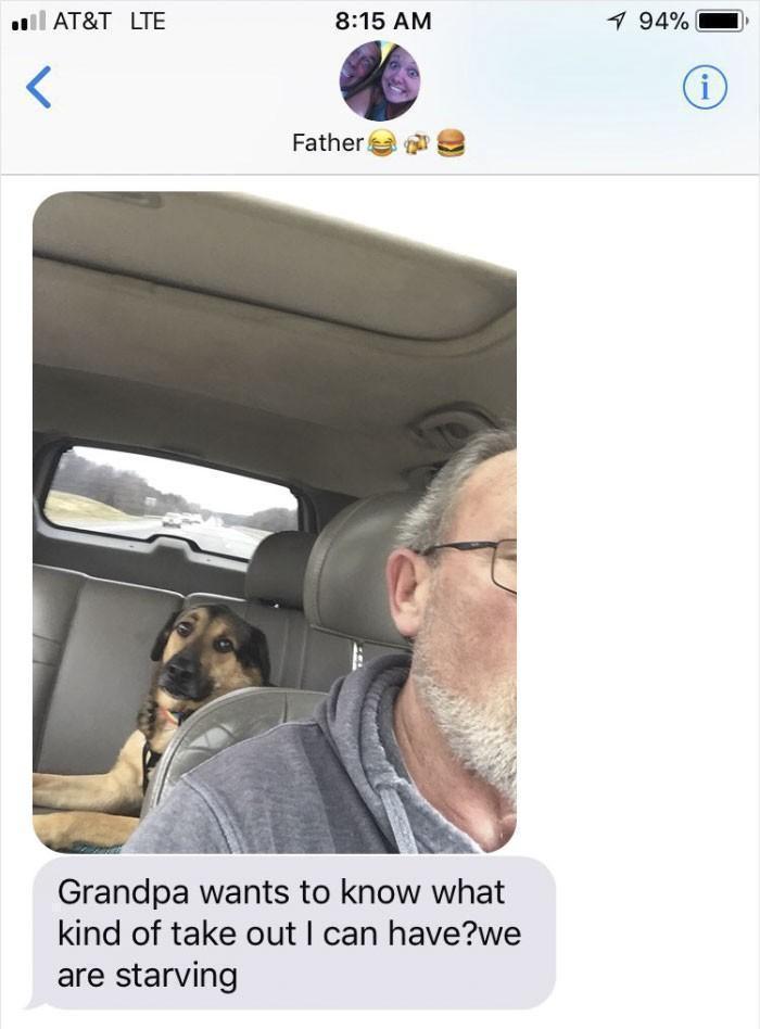 pai fica de babá de cachorro e manda as melhores mensagens para filha (7)