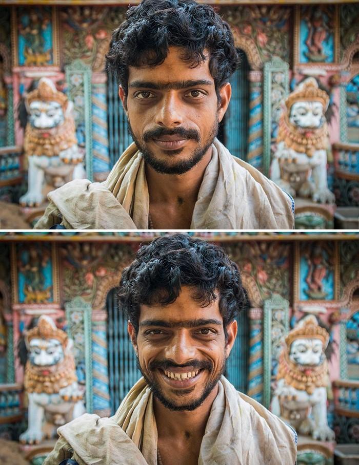 Fotógrafo registra sorriso de estranhos (23)