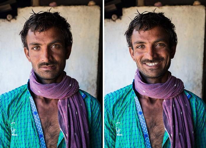 Fotógrafo registra sorriso de estranhos (22)