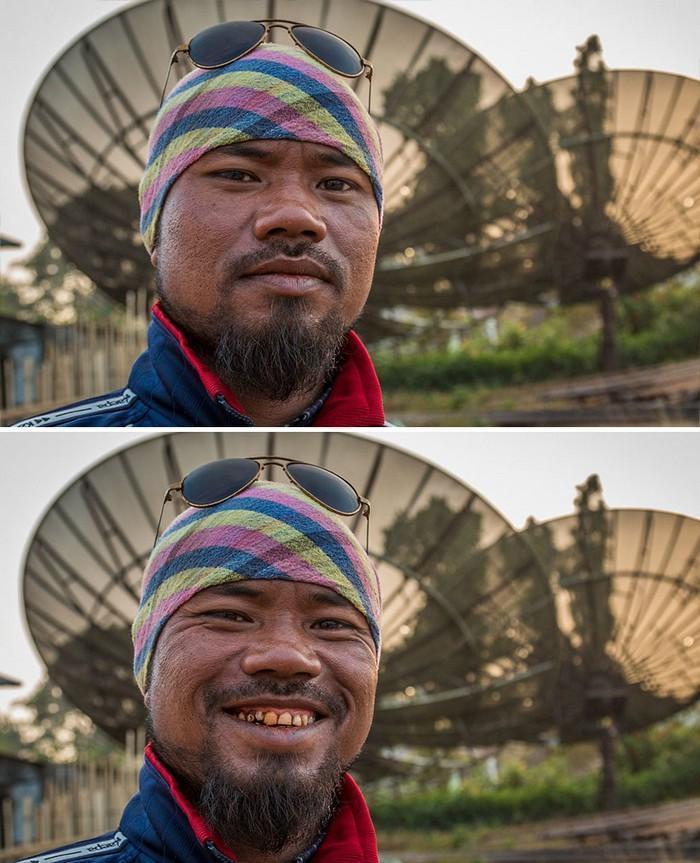 Fotógrafo registra sorriso de estranhos (33)