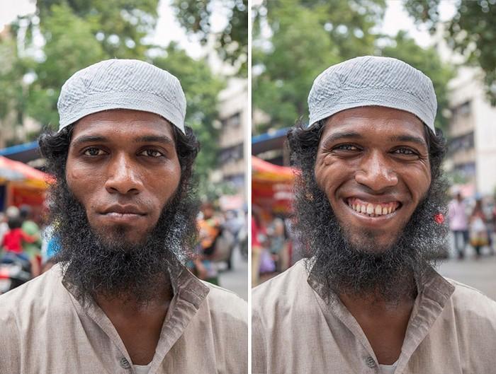Fotógrafo registra sorriso de estranhos (12)
