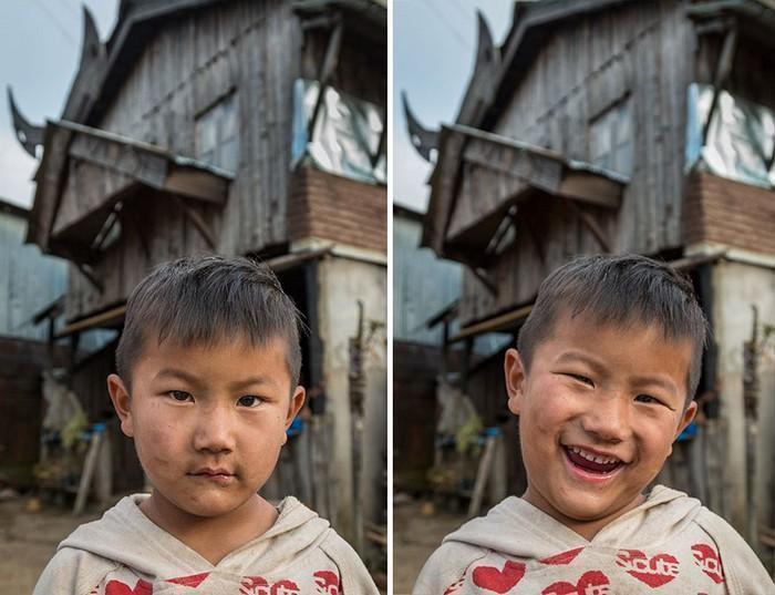 Fotógrafo registra sorriso de estranhos (7)