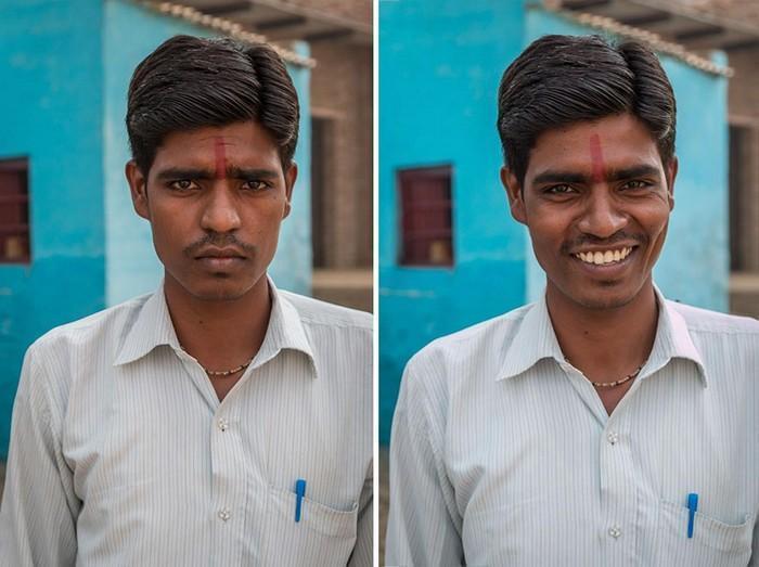 Fotógrafo registra sorriso de estranhos (32)