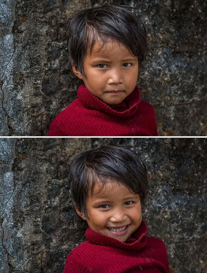 Fotógrafo registra sorriso de estranhos (30)