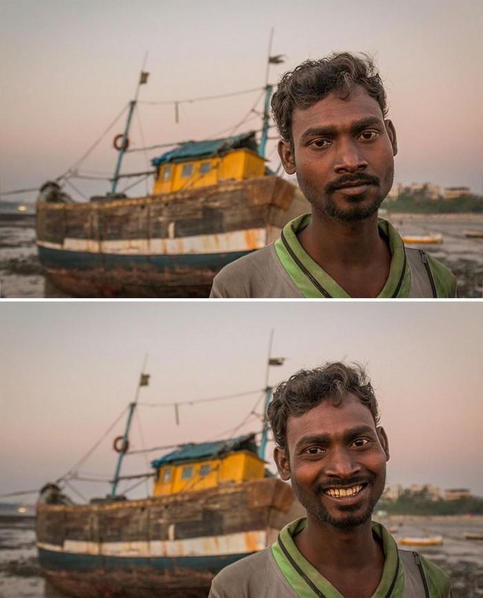 Fotógrafo registra sorriso de estranhos (26)