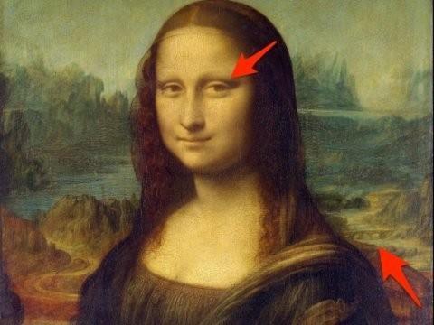 Mensagens escondidas em obras de arte famosas 10