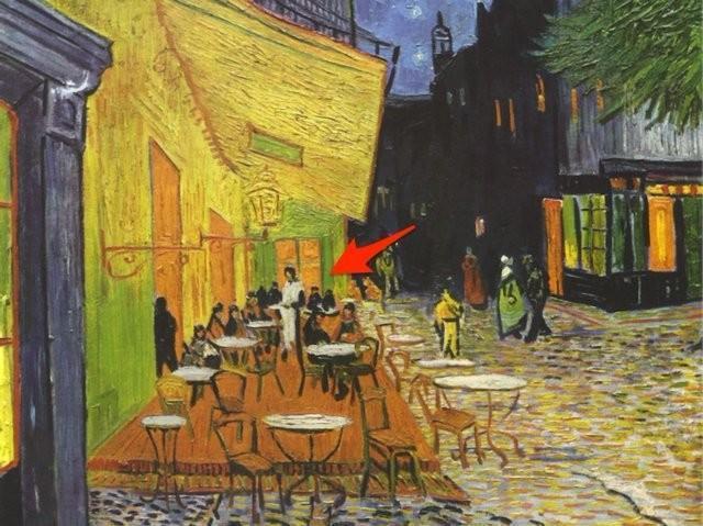 Mensagens escondidas em obras de arte famosas 4