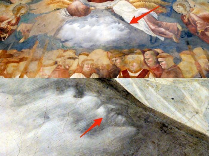 Mensagens escondidas em obras de arte famosas 8