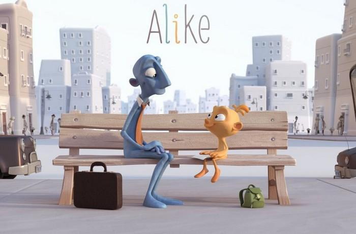 Curta metragem Alike