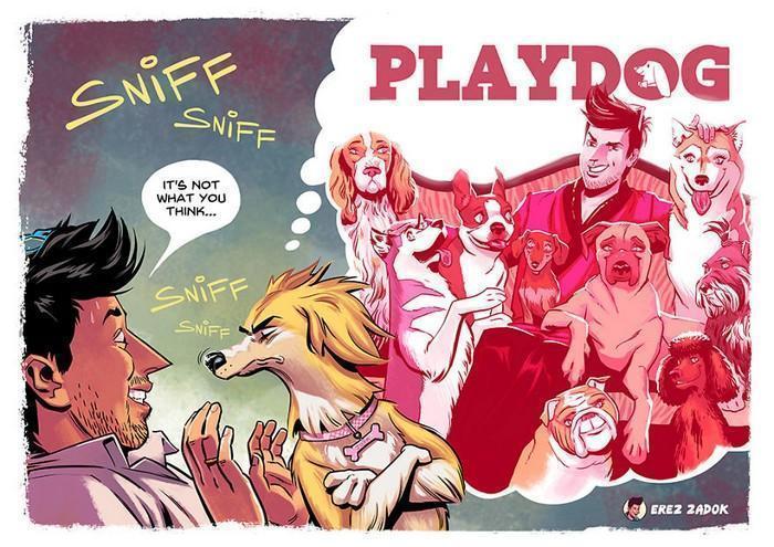 Ilustrador cria quadrinhos da sua cachorra (18)