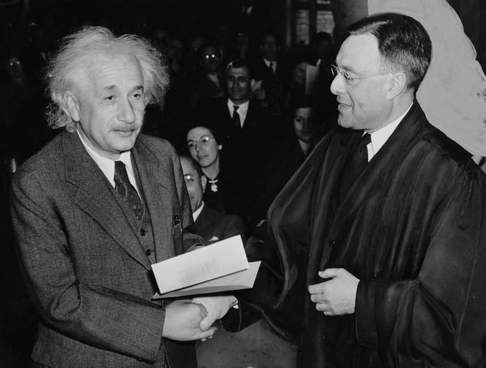 histórias sobre Albert Einstein (8)