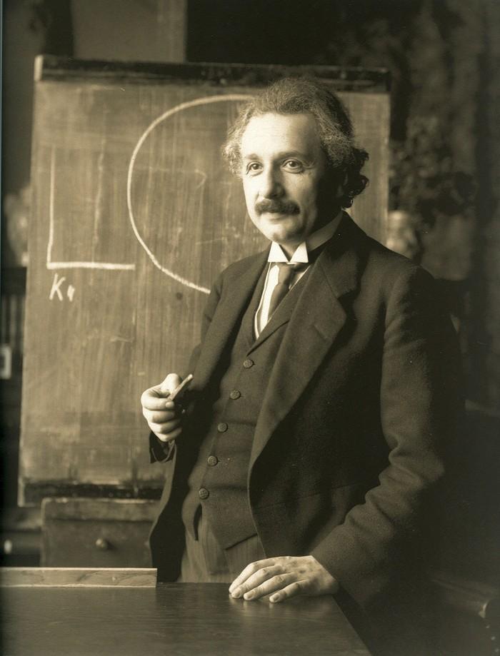 histórias sobre Albert Einstein (5)