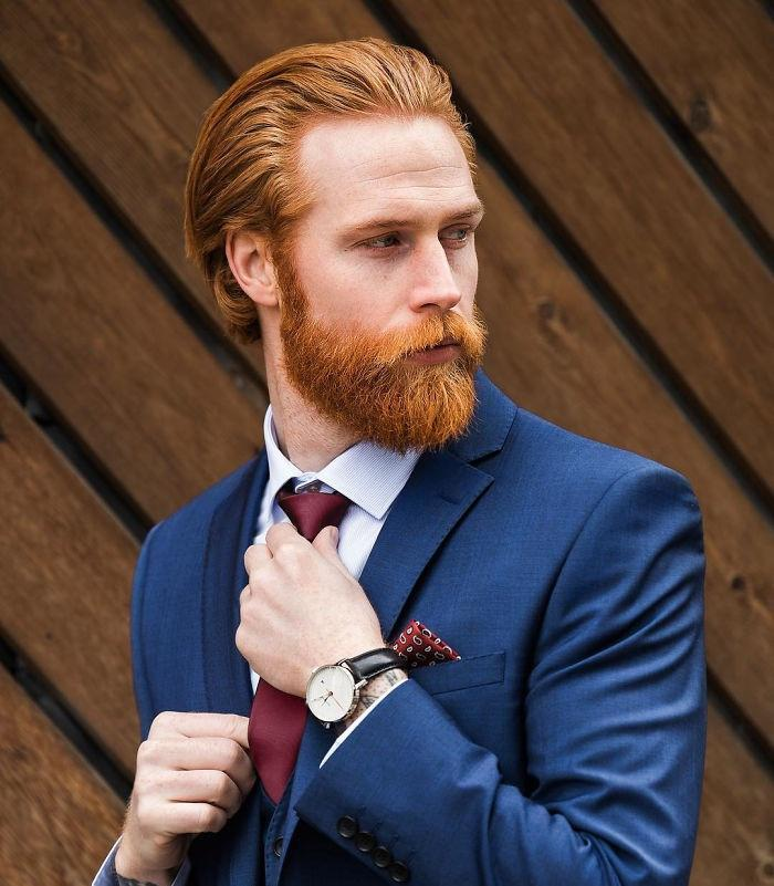Barba mudou a vida desse homem (9)