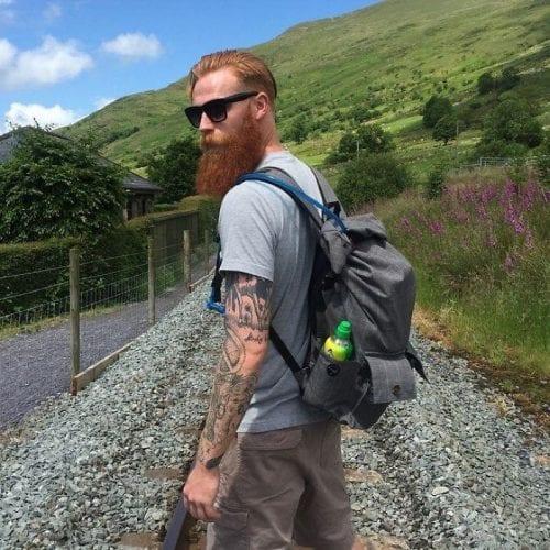 Barba mudou a vida desse homem (18)