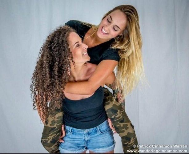 casal de lésbicas