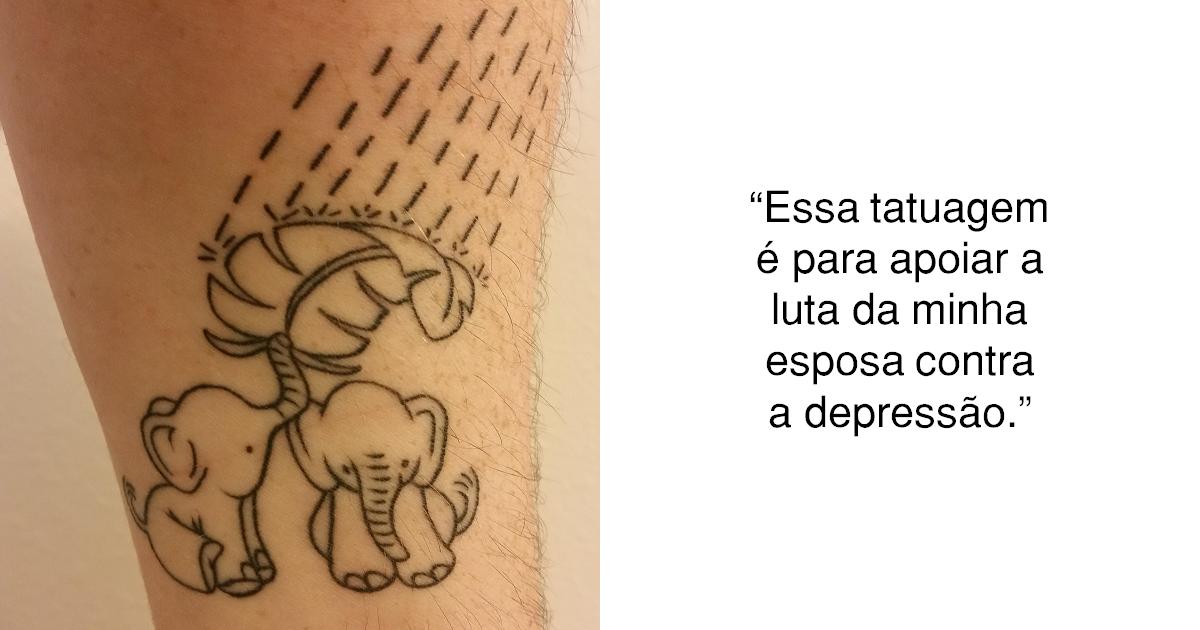 10 Tatuagens Que Retratam Histórias Verdadeiras E Poderosas