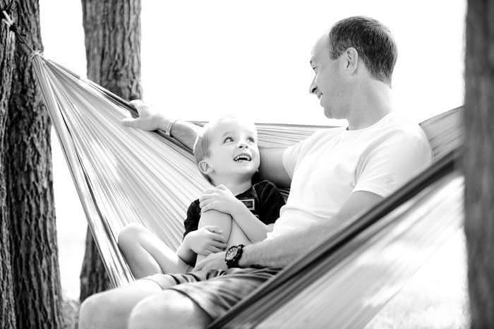 hábitos que fortalecem sua relação com seus filhos