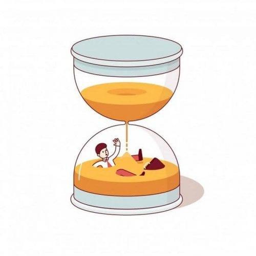 procrastinação é inimiga da produtividade (3)
