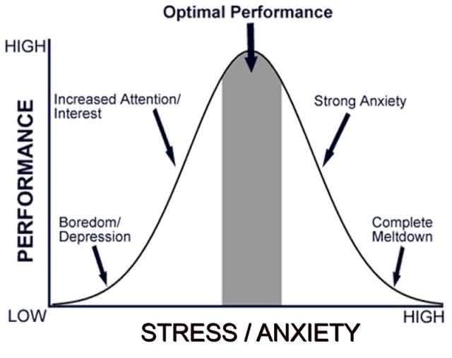 Como pessoas bem sucedidas vencem o estresse