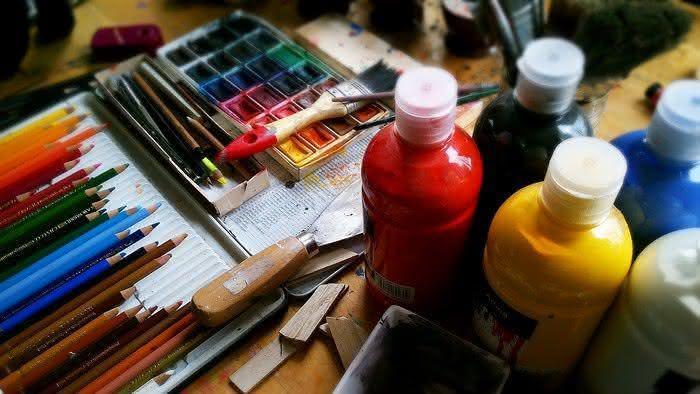 Arte para melhorar a saúde mental