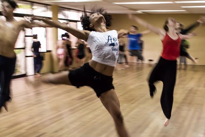 Dança nas escolas
