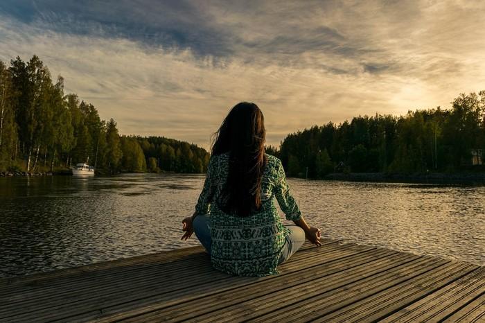 Mude o mundo meditando