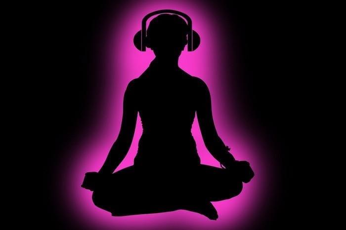 Música é quase meditação