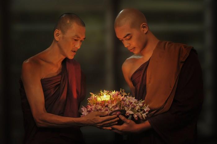 Hábitos budistas