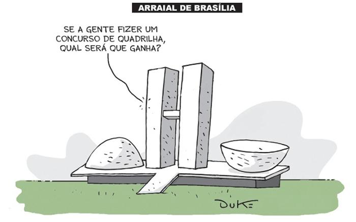 quadrilha brasilia
