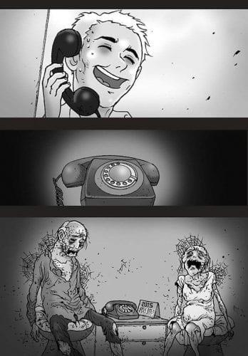 Histórias de terror em quadrinhos (10)