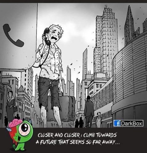 Histórias de terror em quadrinhos (11)