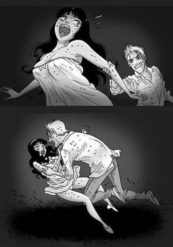 Histórias de terror em quadrinhos (15)