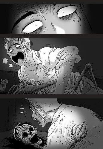 Histórias de terror em quadrinhos (16)