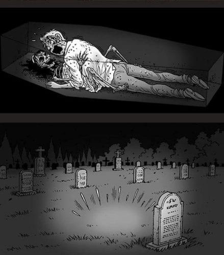 Histórias de terror em quadrinhos (17)