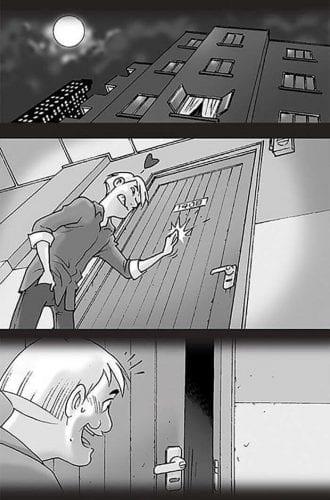 Histórias de terror em quadrinhos (2)