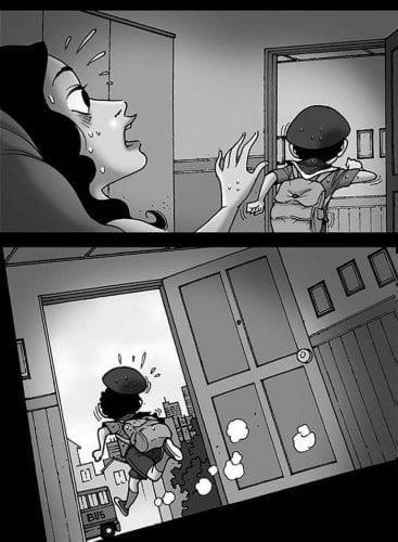 Histórias de terror em quadrinhos (25)