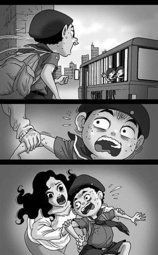 Histórias de terror em quadrinhos (26)