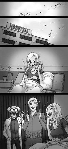 Histórias de terror em quadrinhos (34)